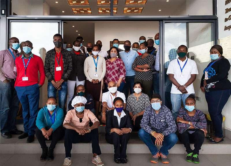 Sai Office - Our Team