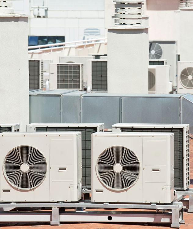 Sai Office Commercial Outdoor Units
