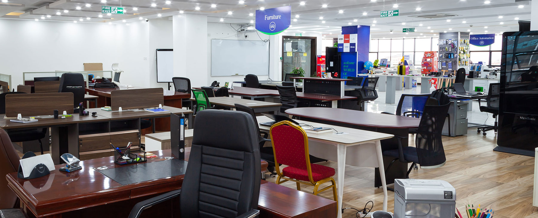 Sai Office -  About Us